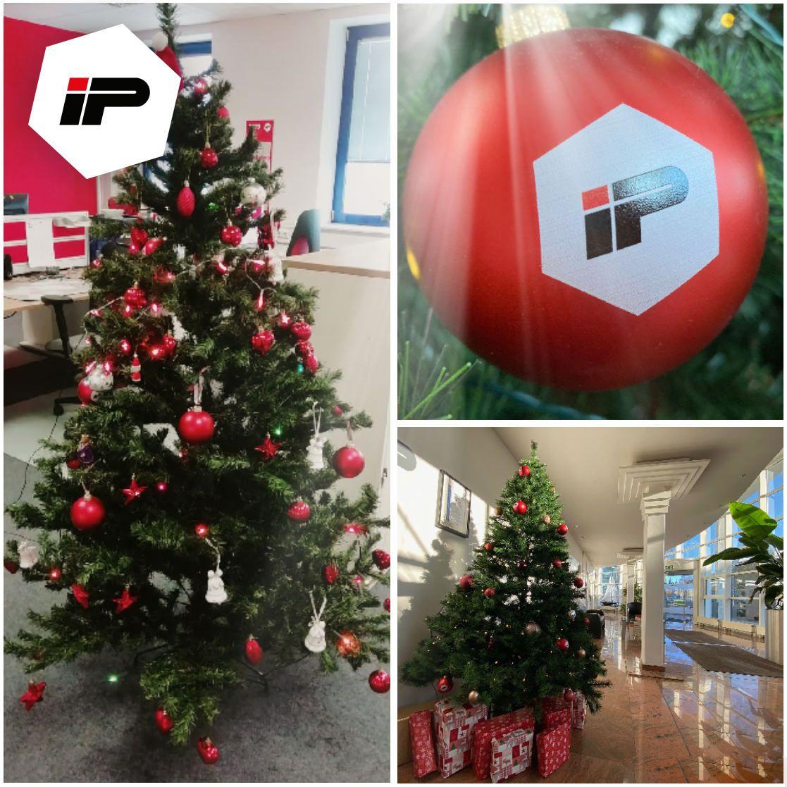 IP wünscht eine erholsame Weihnachtszeit