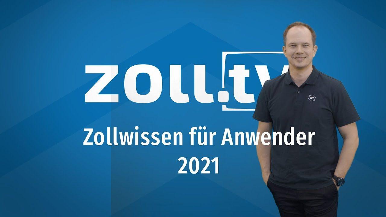 zoll.TV ist 2021 wieder für Dich da