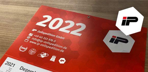 IP Kalender 2022 kostenlos für unsere Kunden und Partner
