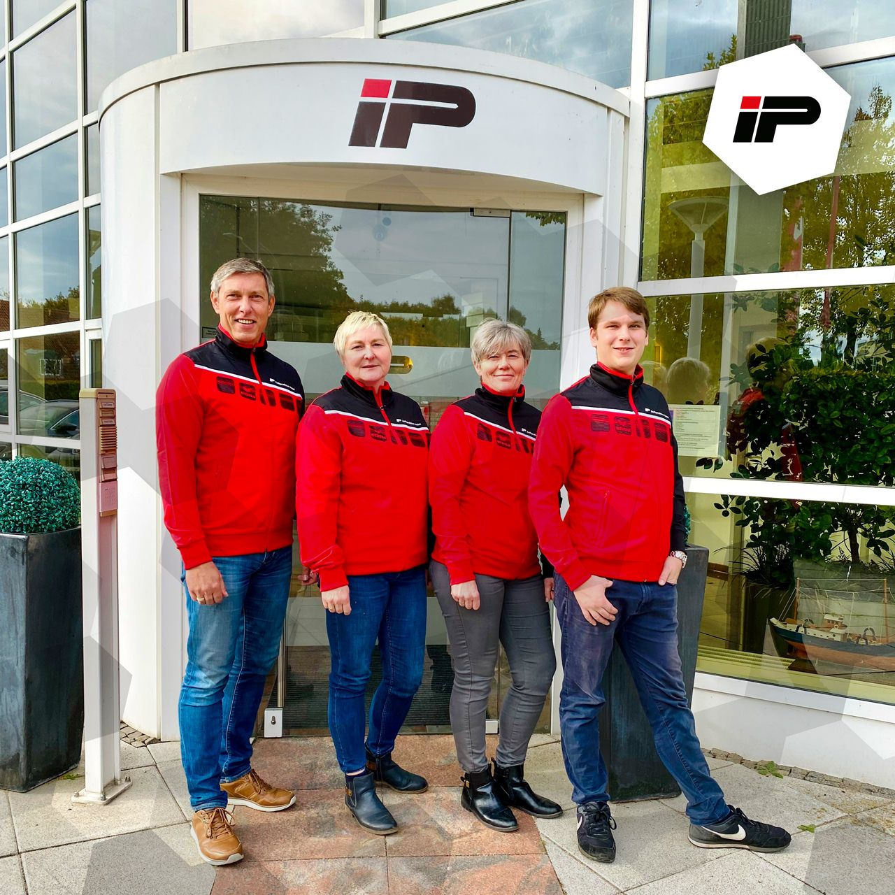 12. Ruder Firmen-Sprintcup 2021 mit IP Team